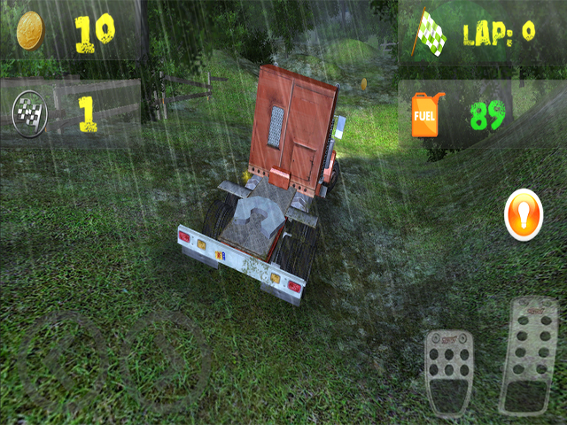 4x4 Hill Climb Driver screenshot