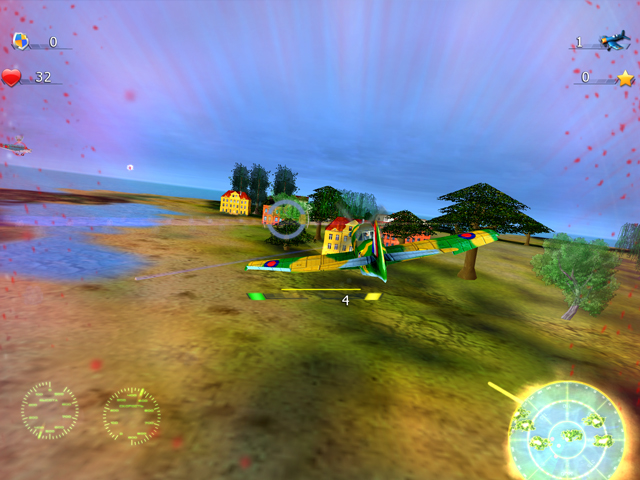 Air Attack Eng screenshot