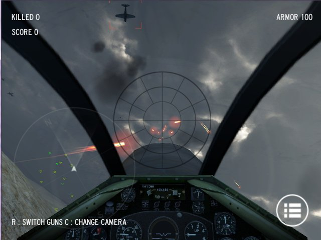 Air Strike By Zip screenshot