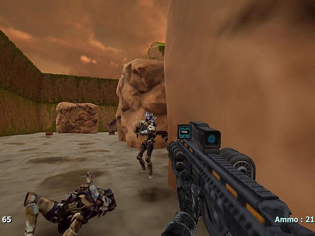 Alien Land Freeware