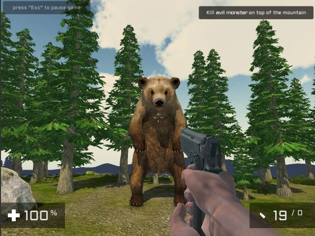 Amazing Shooter 3D