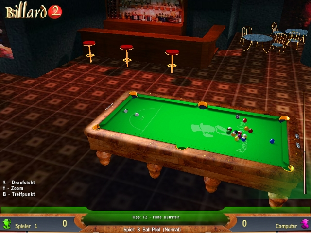 American Billiards 2