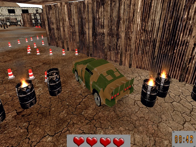 Apocalypse Parking 3D Freeware