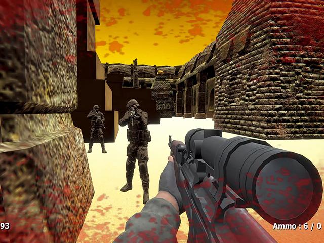 Battle Arena Temple Freeware