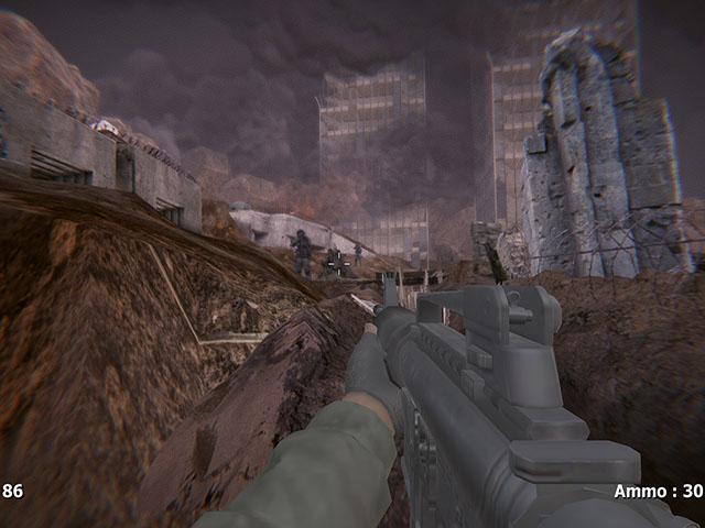Battle Ruins 2