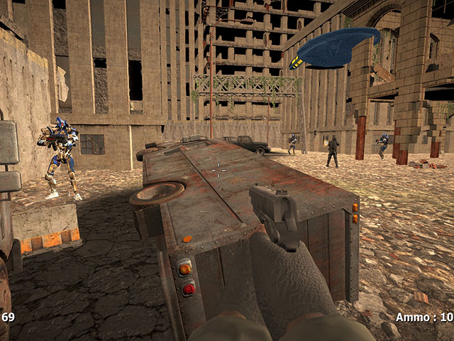 Battle With Robots 2 Freeware