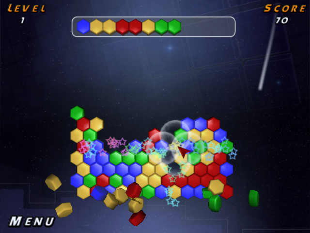 A delightfully addictive, fast-paced puzzle game for the whole family. Placed fi