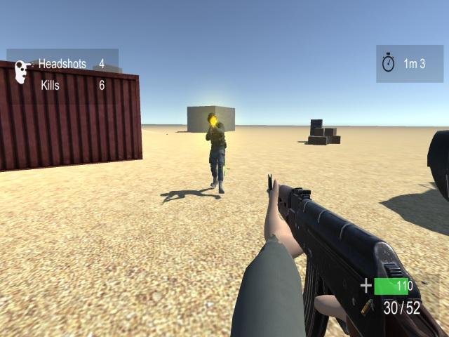 Botaretile screenshot