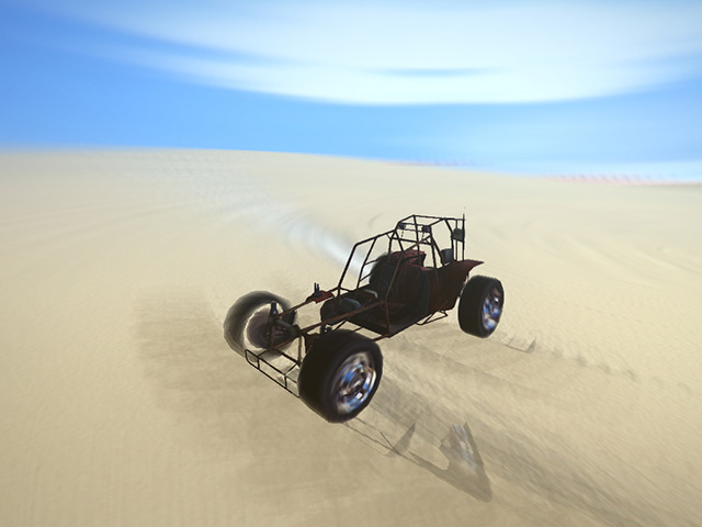Buggy Rider Unlimited screenshot