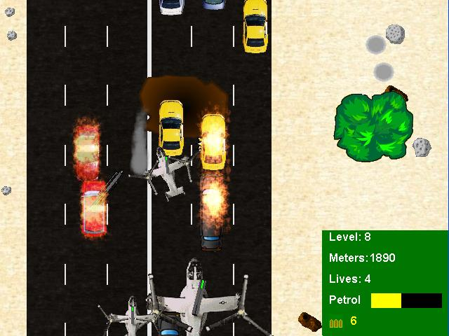 Cars And Guns screenshot