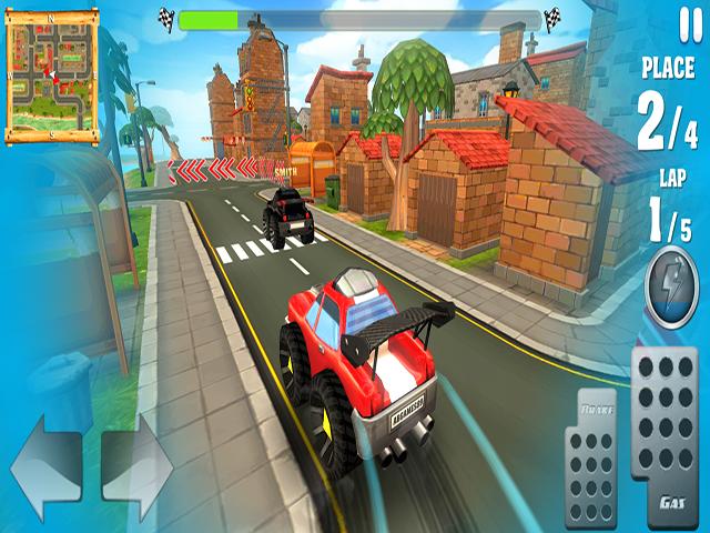Cartoon Hot Racer Freeware