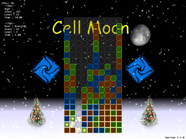 CellMoon screenshot