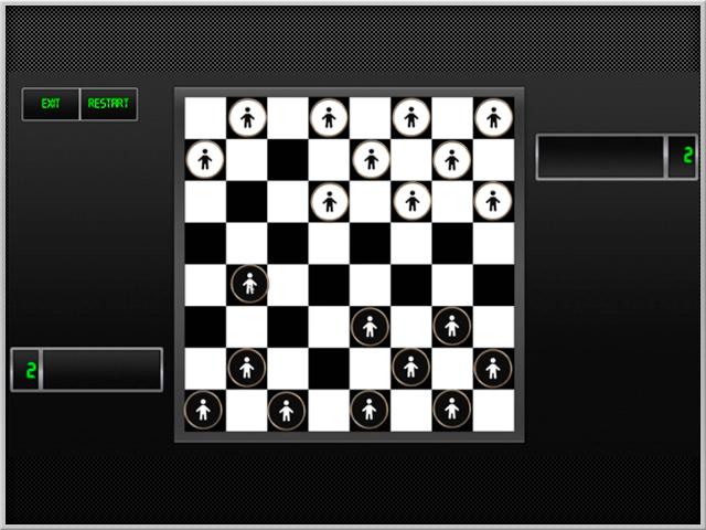 Checkers Egoist Freeware