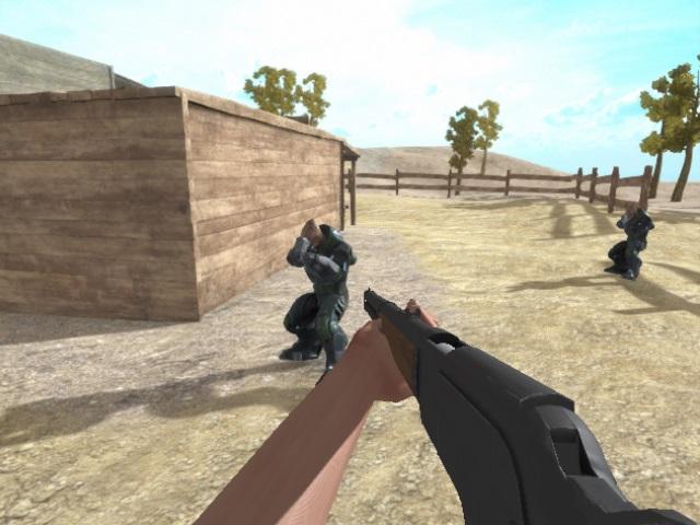 Cowboy VS Aliens Aggressors Freeware