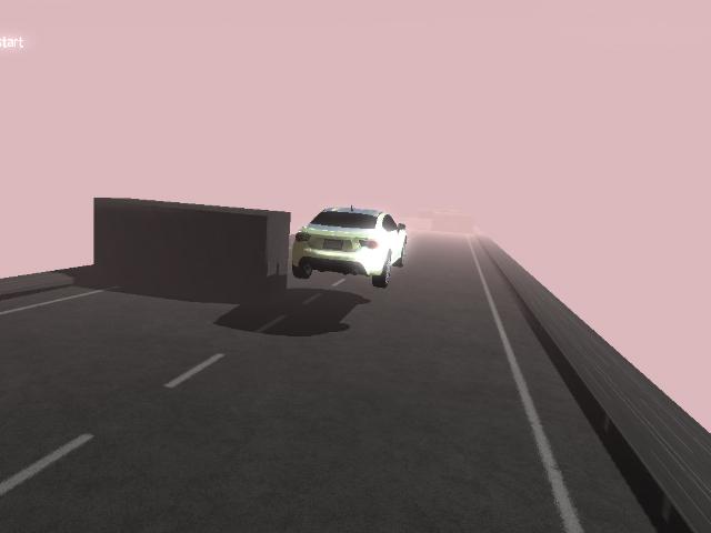 Crazy Car Slalom