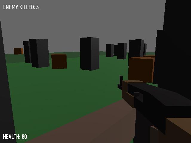 Cubic Attack 3D