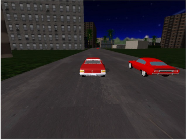 Click to view D Race 1.4 screenshot