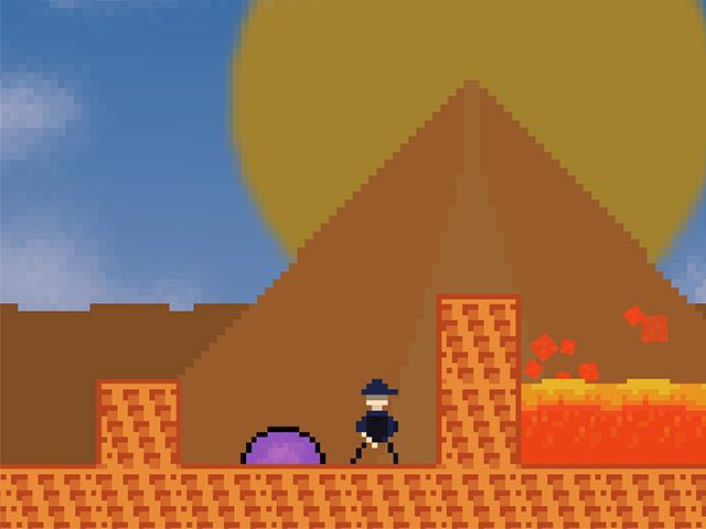 Desert Of Lava 2