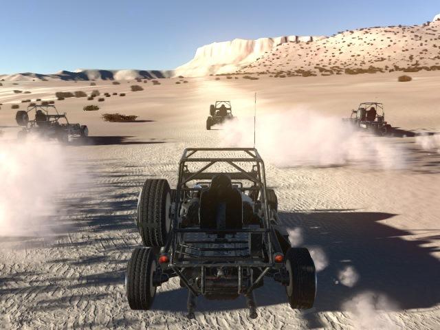 Desert Tournament Freeware