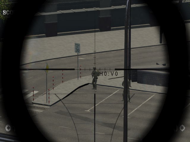 Elite Sniper 2 screenshot