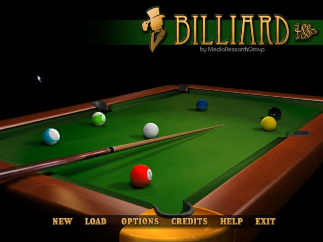 Falco Billiard Screenshot