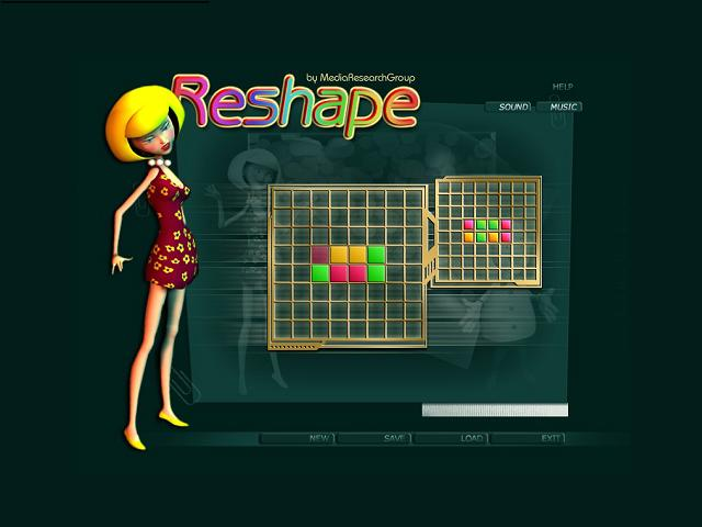 Falco RedShape screenshot