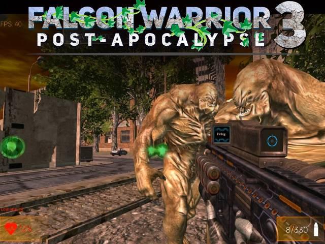 Falcon Warrior 3