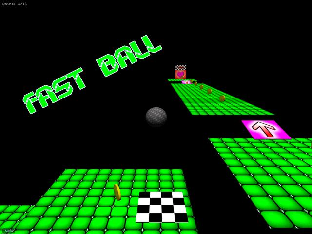 Click to view Fast Ball 1.7 screenshot