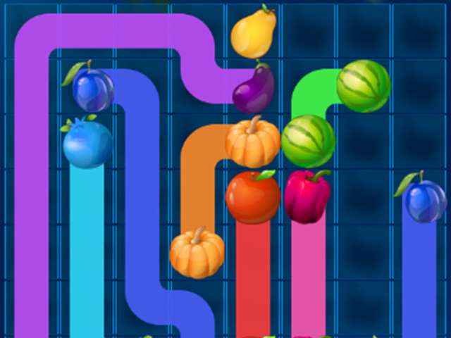 Fruits Connect Freeware