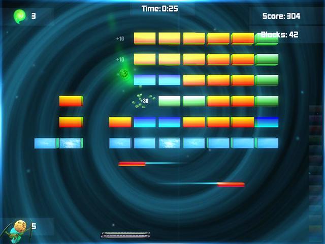Glow Ball screenshot