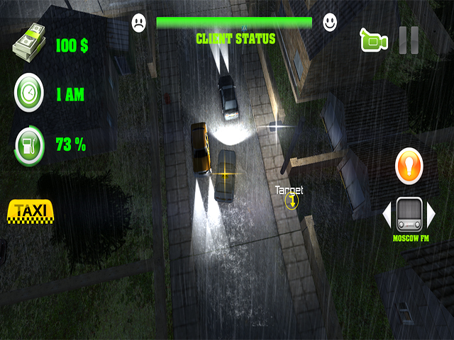 Grand Taxi Driver 3D screenshot