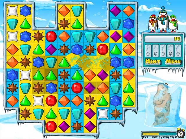Ice Crystal screenshot