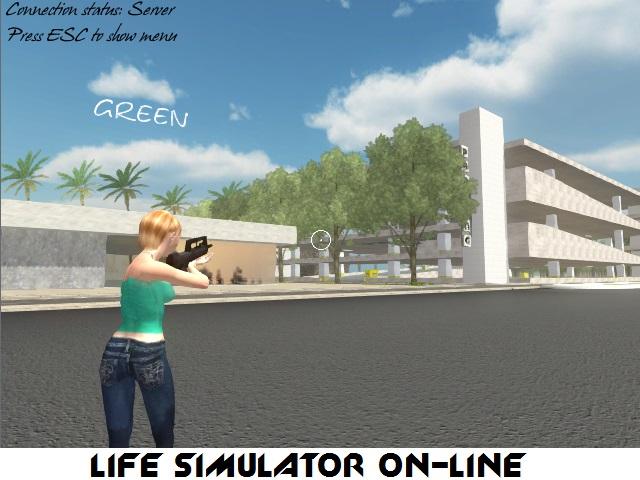 Life Simulator On Line screenshot