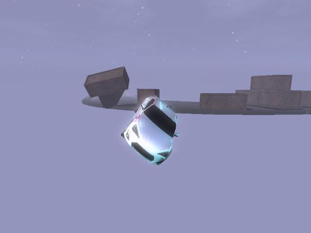 Madness Car Tracks 3