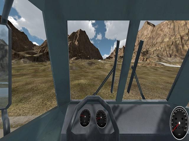 Military Vehicle Simulator 3