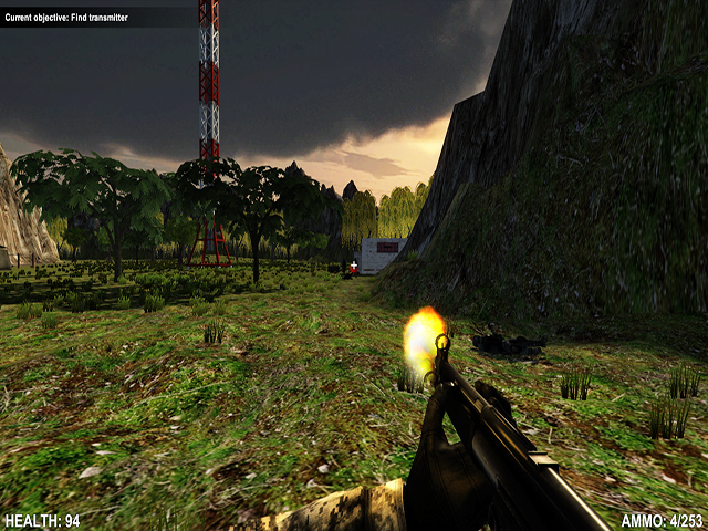 Mission Escape From Island 2 screenshot