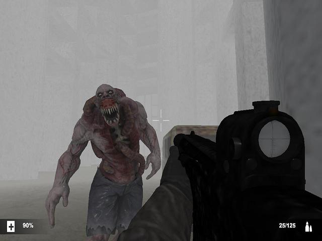 Monsters In Fog 2