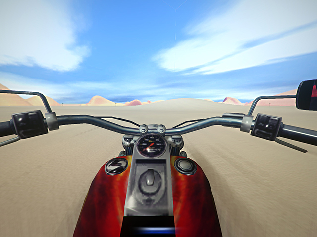 Motorcycle Simulator screenshot