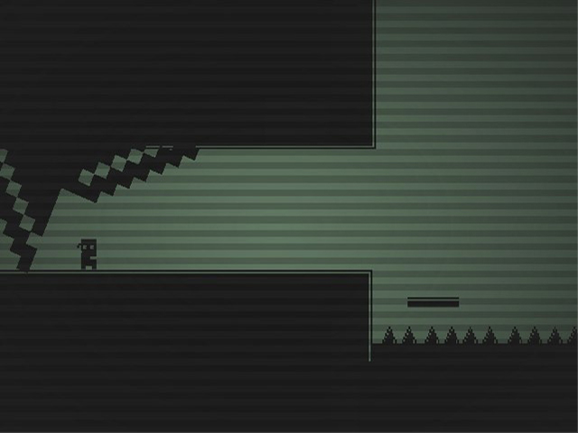Old Platformer screenshot