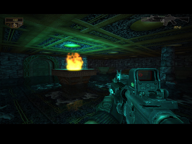 Orden Of Scarabey screenshot