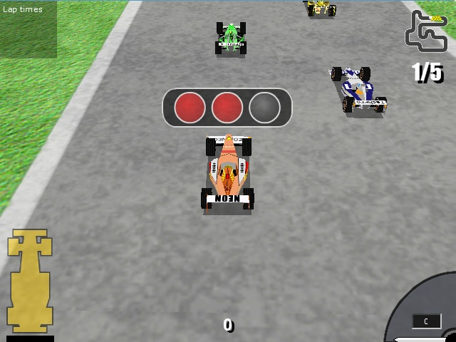 Park Racer screenshot