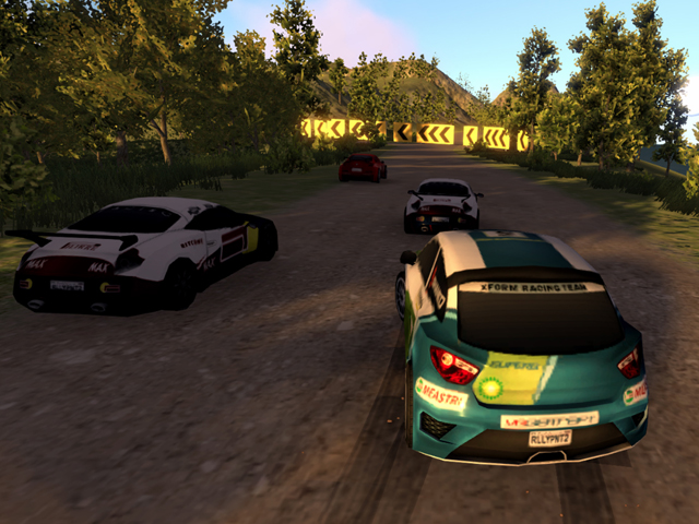 Rally Super Race