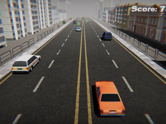 Russian City Traffic Survivor