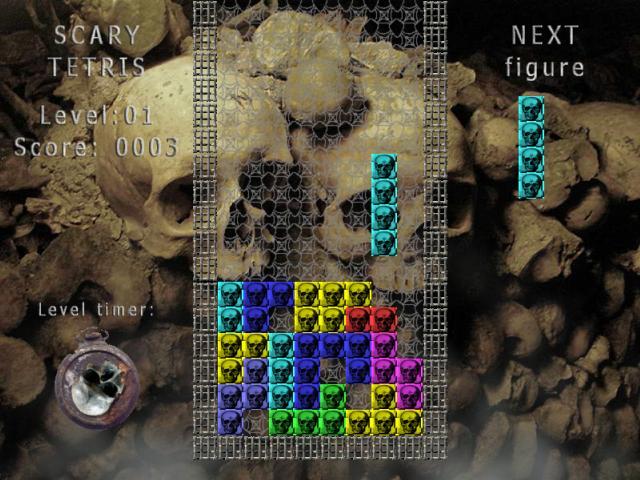 Scary Tetris 5.0