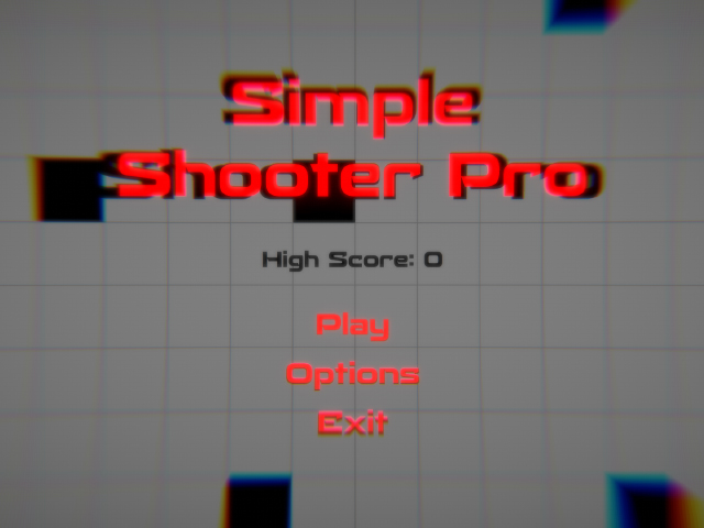 Simple Shooter Pro