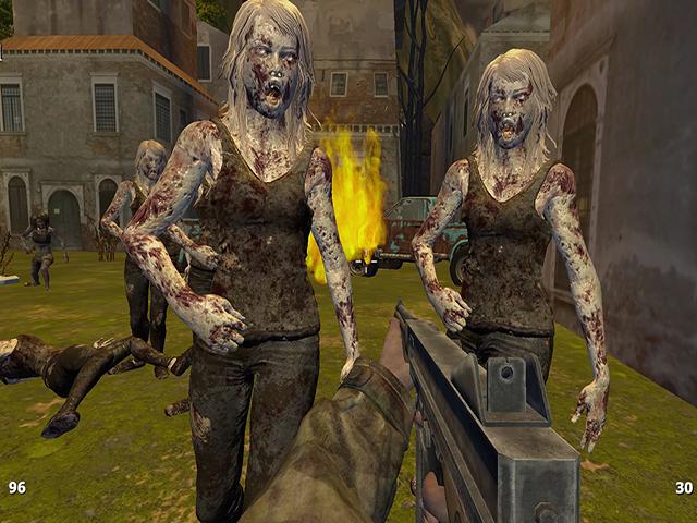Sinister Zombie City