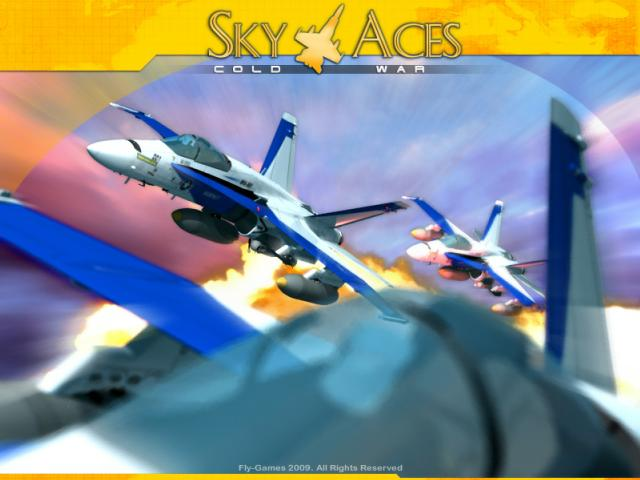 Sky Aces Cold War screenshot