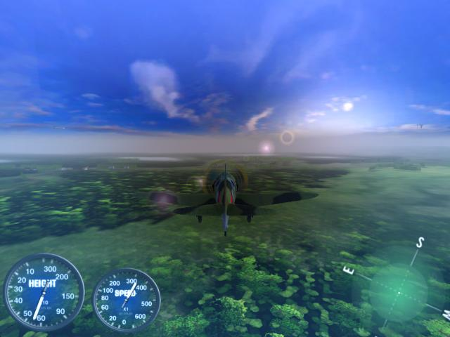 Sky Aces World War screenshot