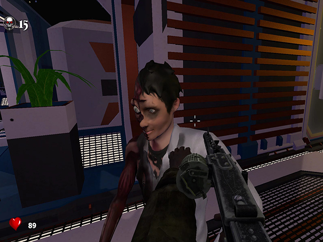 Space Base Zombie 2