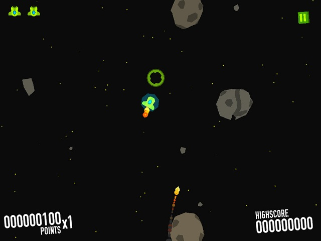Space Hero screenshot
